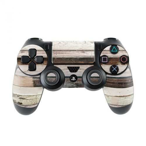 Eclectic Wood PlayStation 4 Controller Skin