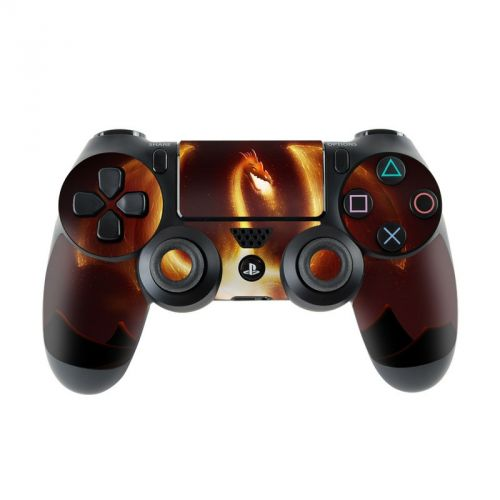 Fire Dragon PlayStation 4 Controller Skin