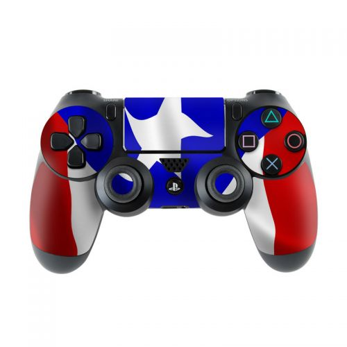 Puerto Rican Flag PlayStation 4 Controller Skin