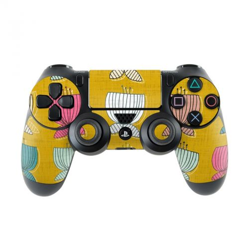 Flower Cups PlayStation 4 Controller Skin