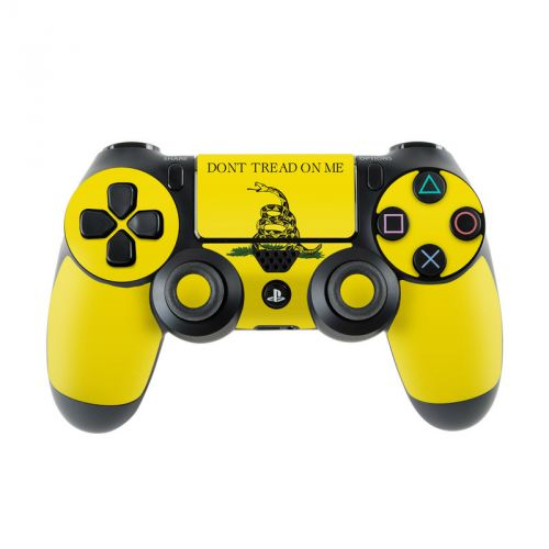 Gadsden Flag PlayStation 4 Controller Skin