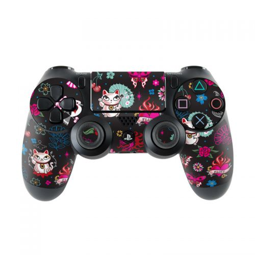 Geisha Kitty PlayStation 4 Controller Skin