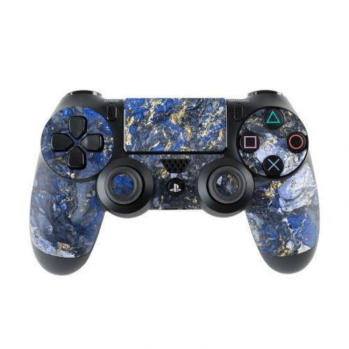 Gilded Ocean Marble PlayStation 4 Controller Skin