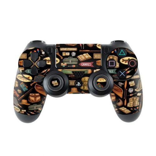 Gone Fishing PlayStation 4 Controller Skin