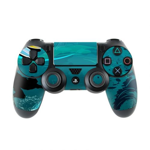 Hit The Waves PlayStation 4 Controller Skin