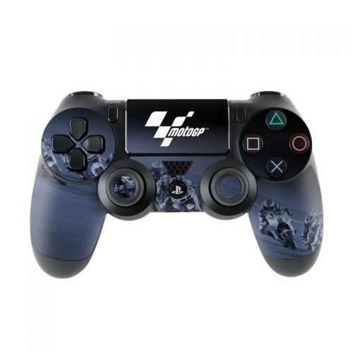 Leaning PlayStation 4 Controller Skin