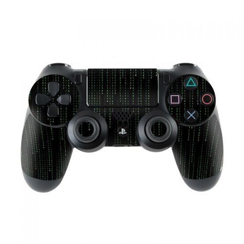 Matrix Style Code PlayStation 4 Controller Skin