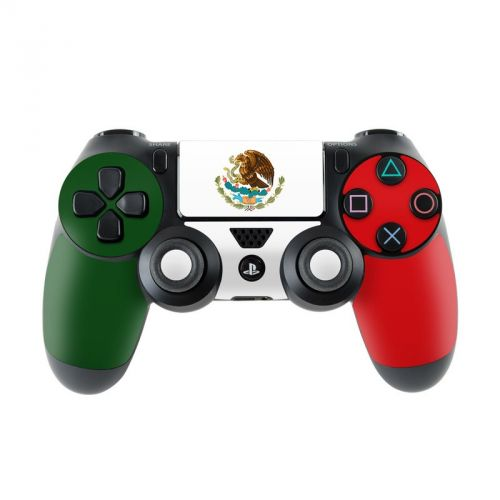 Mexican Flag PlayStation 4 Controller Skin