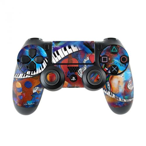 Music Madness PlayStation 4 Controller Skin