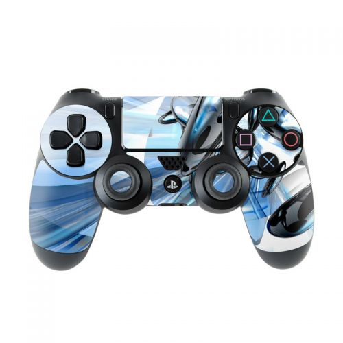 Cobalt Nexus PlayStation 4 Controller Skin