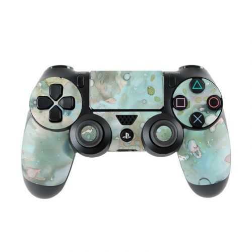 Organic In Blue PlayStation 4 Controller Skin