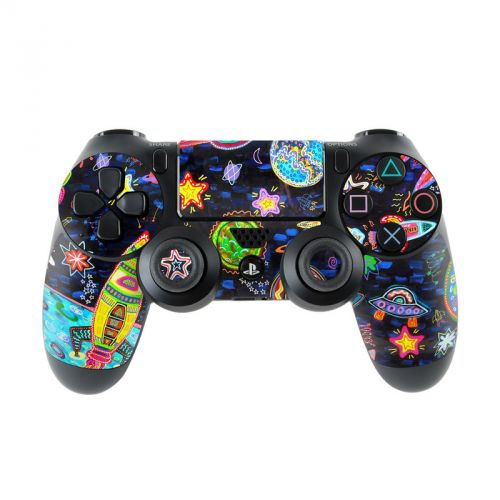 Out to Space PlayStation 4 Controller Skin