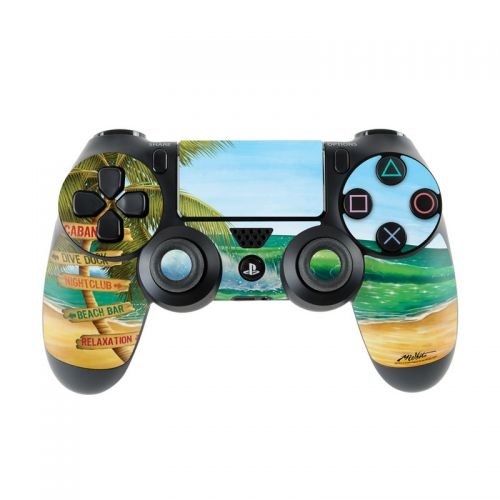 Palm Signs PlayStation 4 Controller Skin