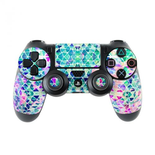 Pastel Triangle PlayStation 4 Controller Skin