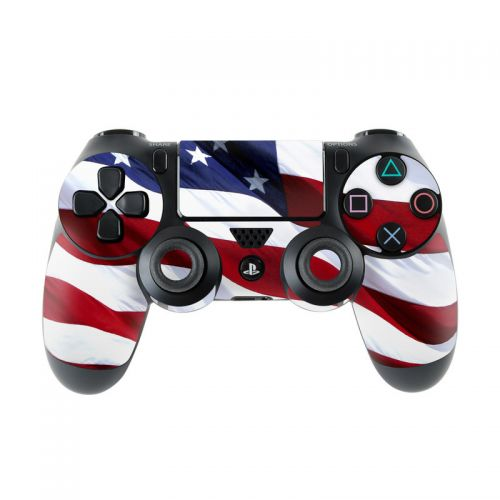 Patriotic PlayStation 4 Controller Skin