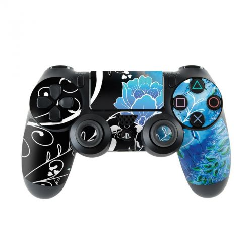 Peacock Sky PlayStation 4 Controller Skin