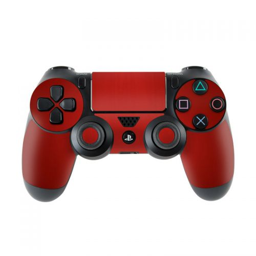 Red Burst PlayStation 4 Controller Skin