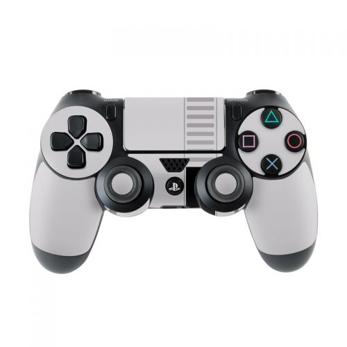 Retro Horizontal PlayStation 4 Controller Skin