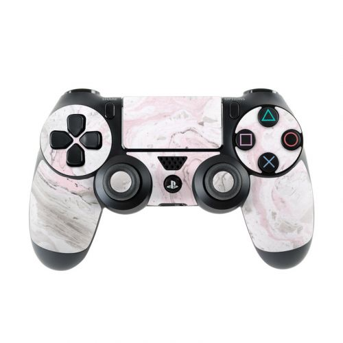 Rosa Marble PlayStation 4 Controller Skin