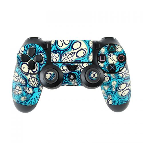 Satch Face PlayStation 4 Controller Skin