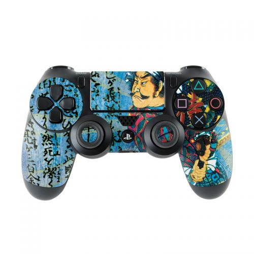 Samurai Honor PlayStation 4 Controller Skin