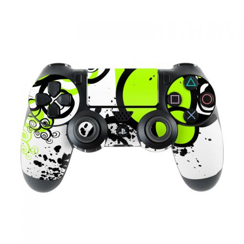 Simply Green PlayStation 4 Controller Skin