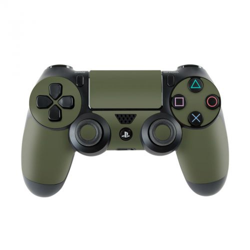 Solid State Olive Drab PlayStation 4 Controller Skin