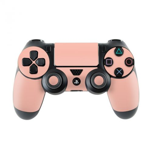 Solid State Peach PlayStation 4 Controller Skin