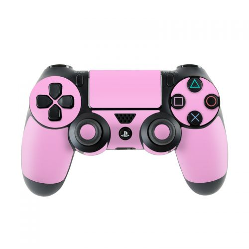 Solid State Pink PlayStation 4 Controller Skin