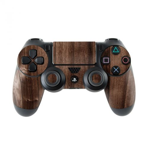 Stained Wood PlayStation 4 Controller Skin