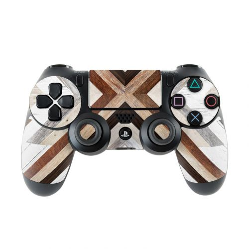 Timber PlayStation 4 Controller Skin