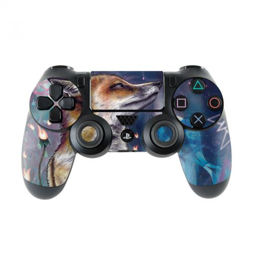 There is a Light PlayStation 4 Controller Skin