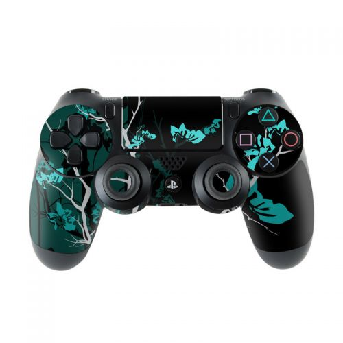 Aqua Tranquility PlayStation 4 Controller Skin