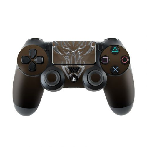 Tribal Dragon Chrome PlayStation 4 Controller Skin