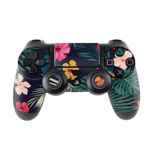 Tropical Hibiscus PlayStation 4 Controller Skin