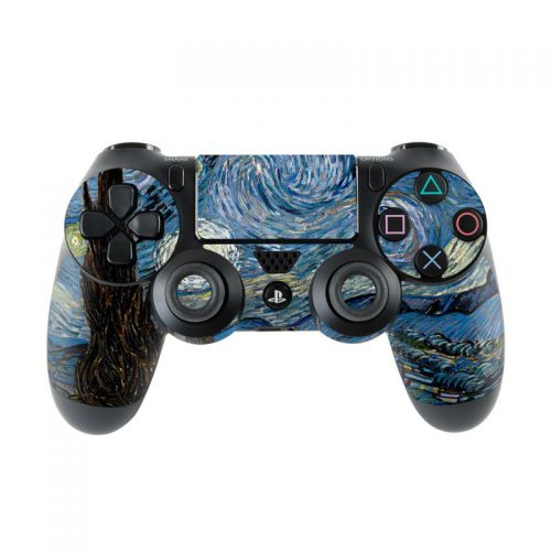 Starry Night PlayStation 4 Controller Skin