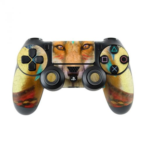 Wise Fox PlayStation 4 Controller Skin