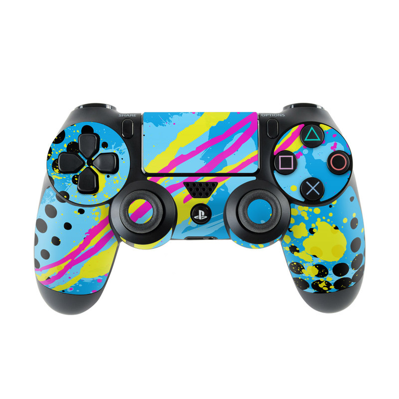 acid playstation 4 controller skin fits sony playstation 4 controller ...