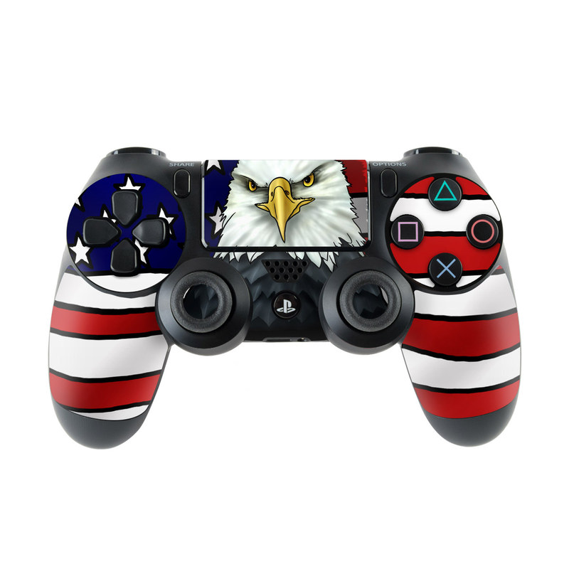 American Eagle PlayStation 4 Controller Skin