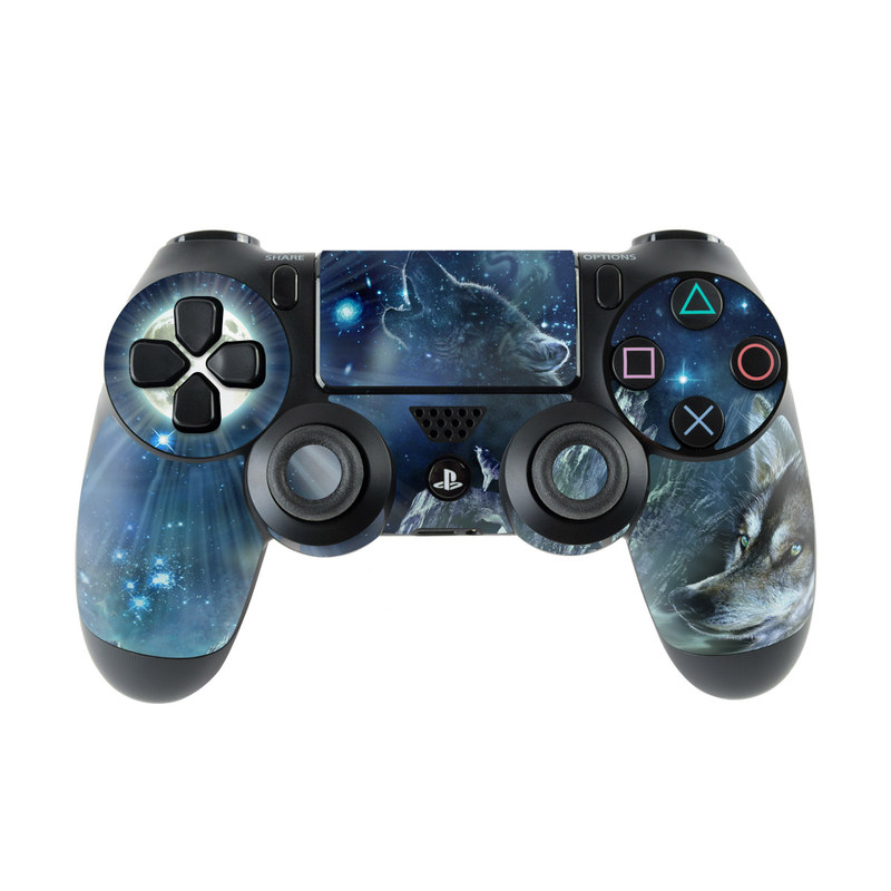 Bark At The Moon PlayStation 4 Controller Skin