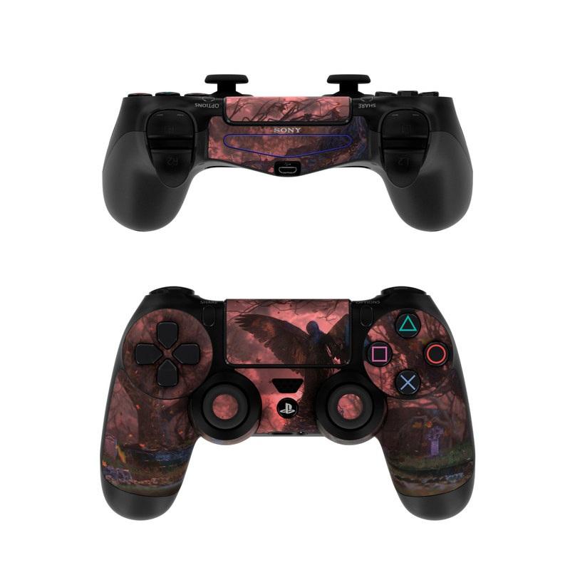 Black Angel PlayStation 4 Controller Skin