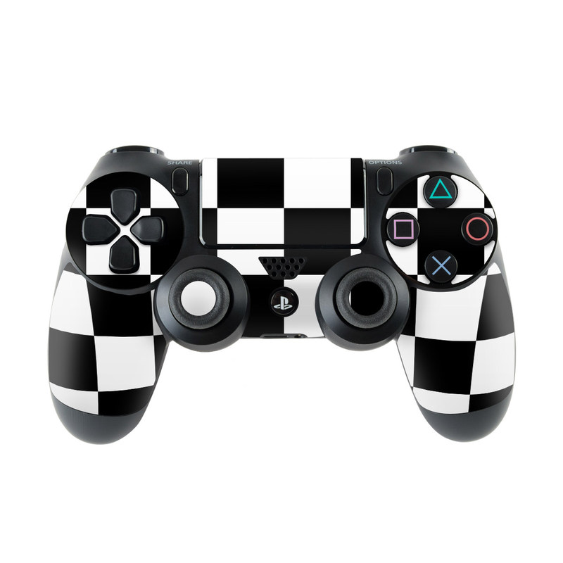 Checkers PlayStation 4 Controller Skin
