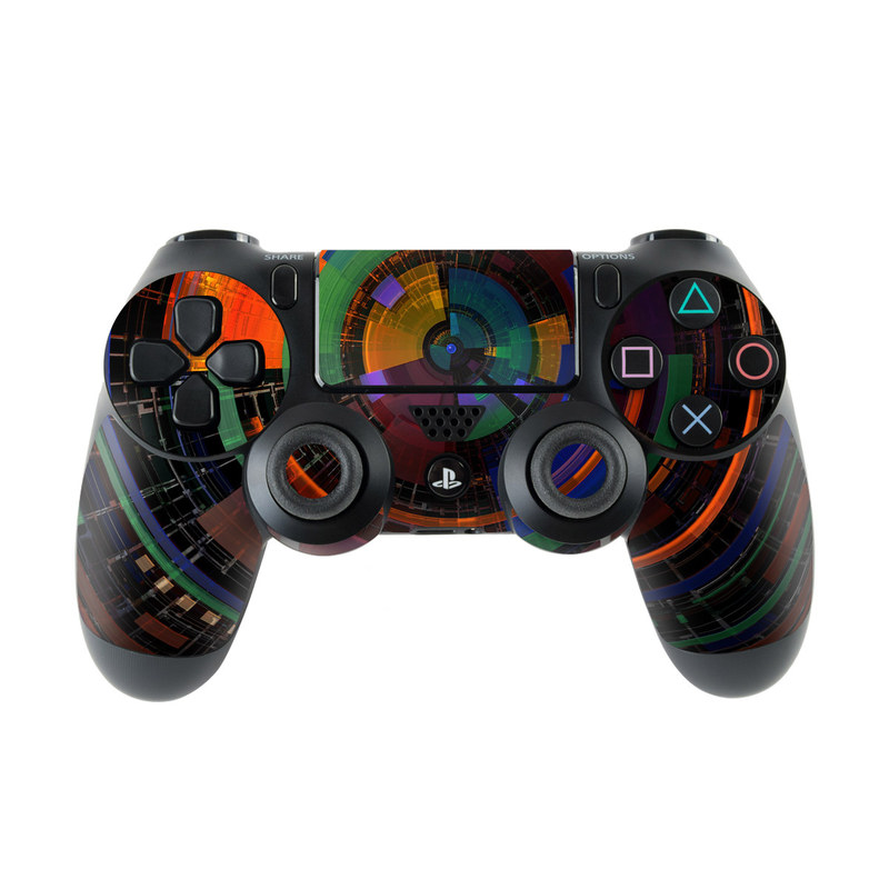 Color Wheel PlayStation 4 Controller Skin