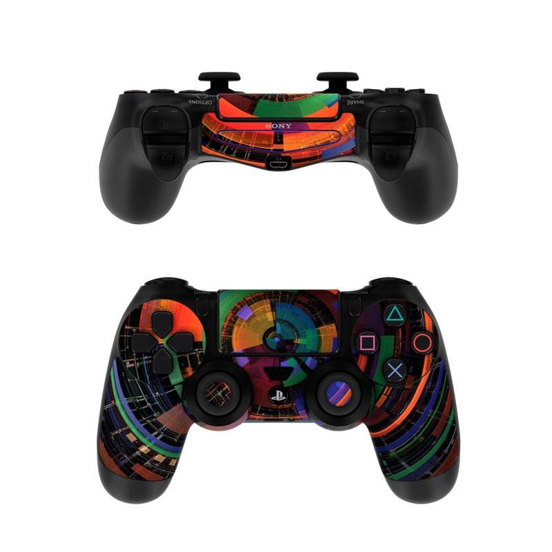 Color Wheel PlayStation 4 Controller Skin