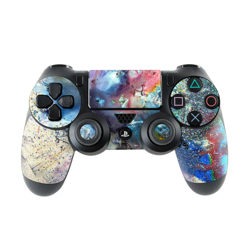 Cosmic Flower PlayStation 4 Controller Skin