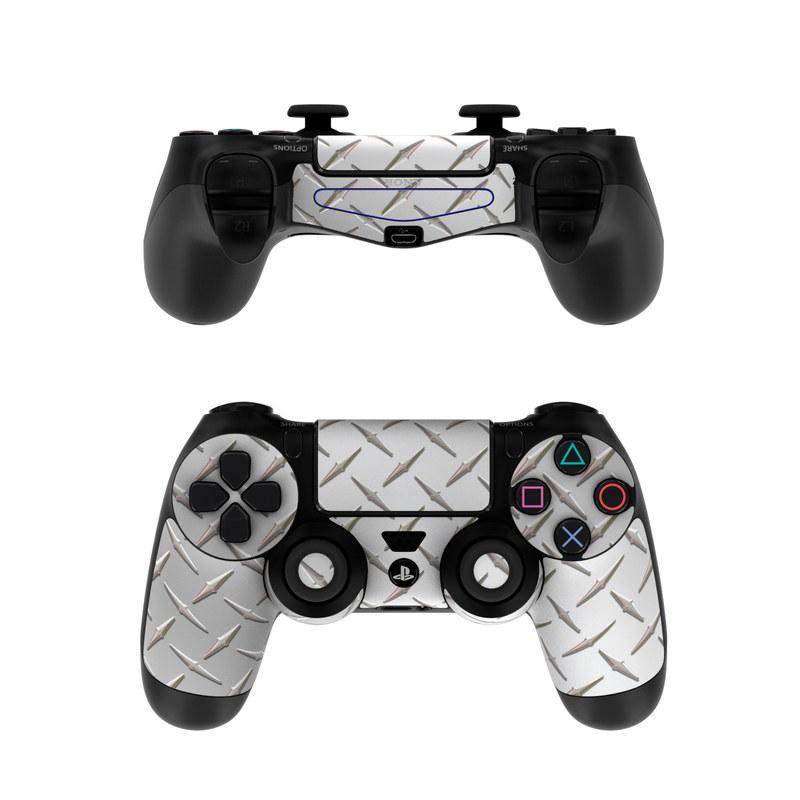 Diamond Plate PlayStation 4 Controller Skin