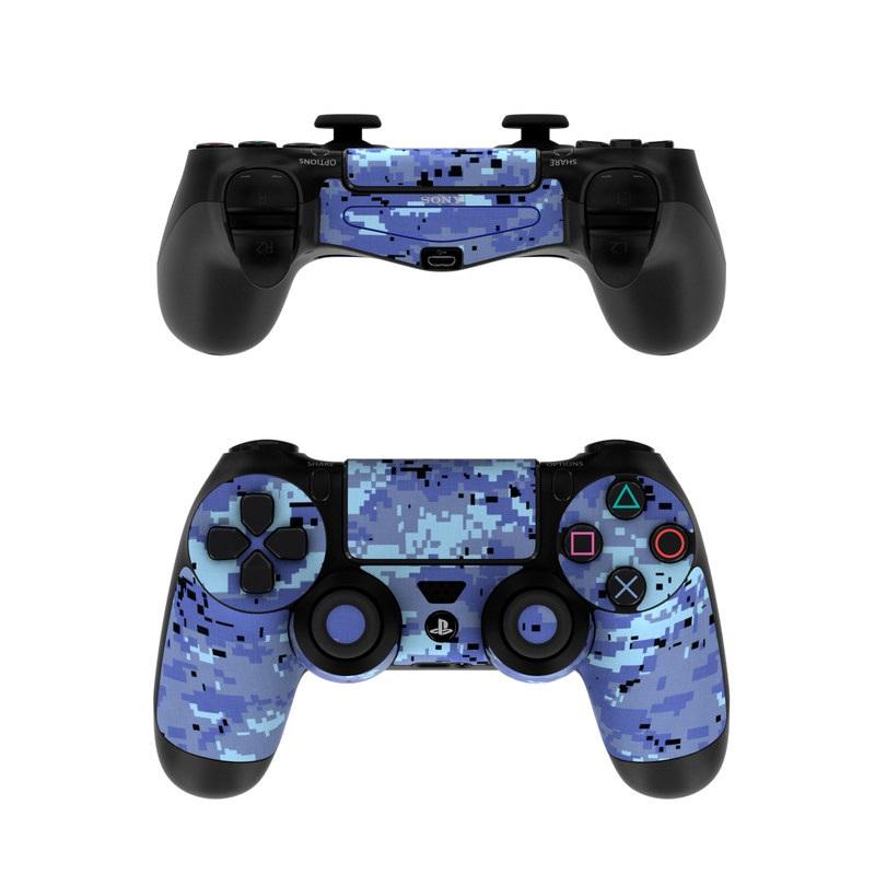 Digital Sky Camo PlayStation 4 Controller Skin