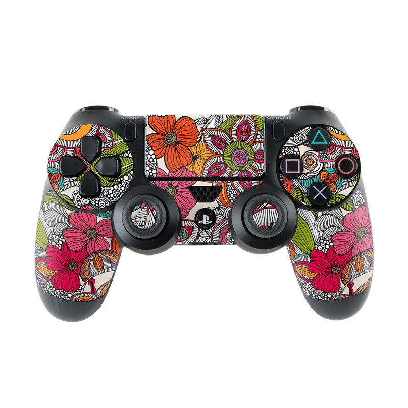Doodles Color PlayStation 4 Controller Skin