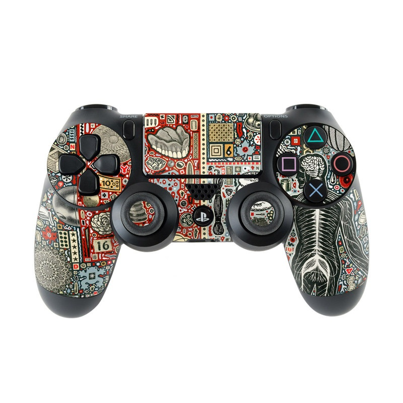 Everything and Nothing PlayStation 4 Controller Skin