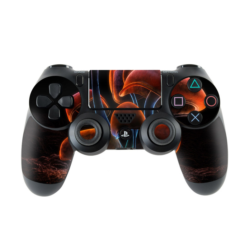 Fluorescence Rainbow PlayStation 4 Controller Skin